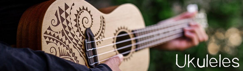 ukuleles by luna